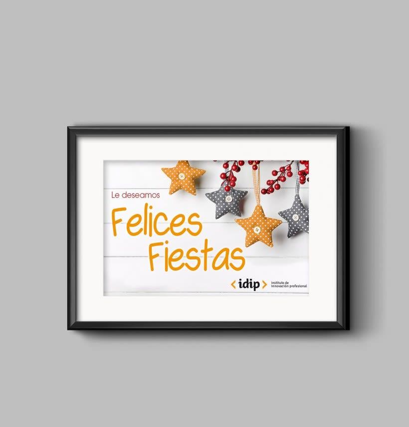 Felicitaciones Navideñas -1