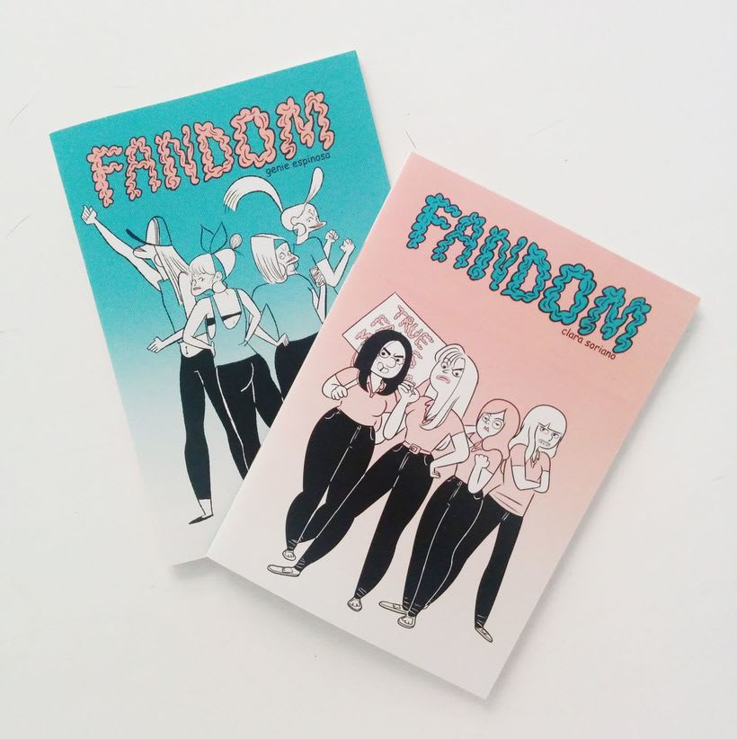 FANDOM comic 0