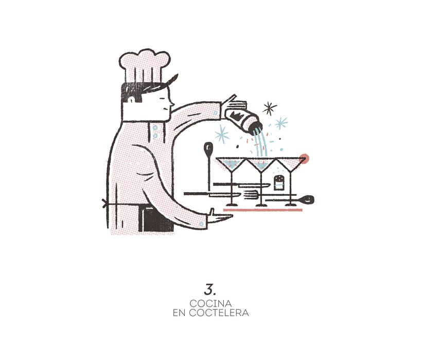 REVISTA GENTLEMAN. Tendencias Gastro 2016 3