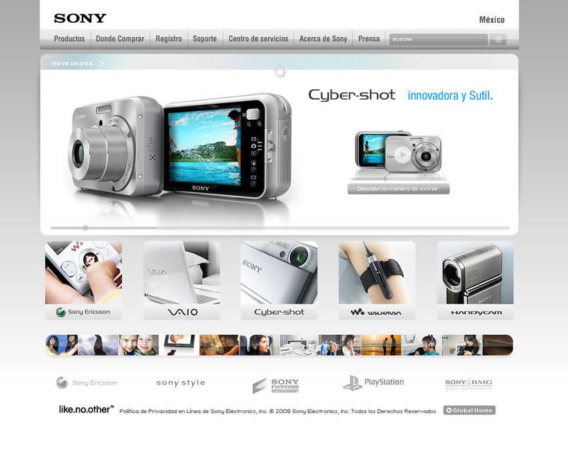Sony, corporativo -1