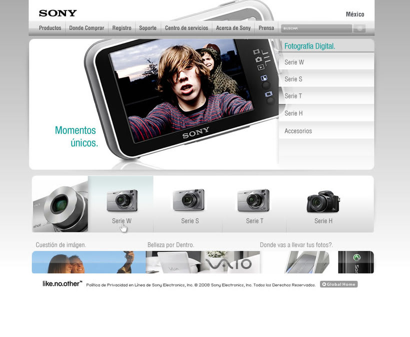 Sony, corporativo 1