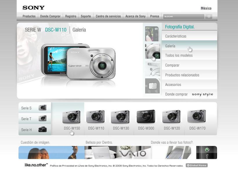 Sony, corporativo 3