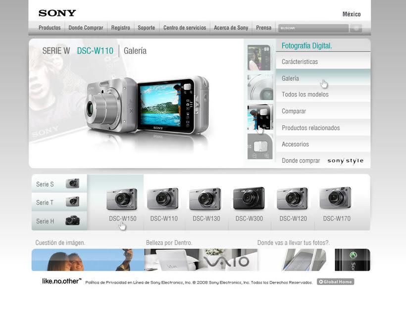 Sony, corporativo 4