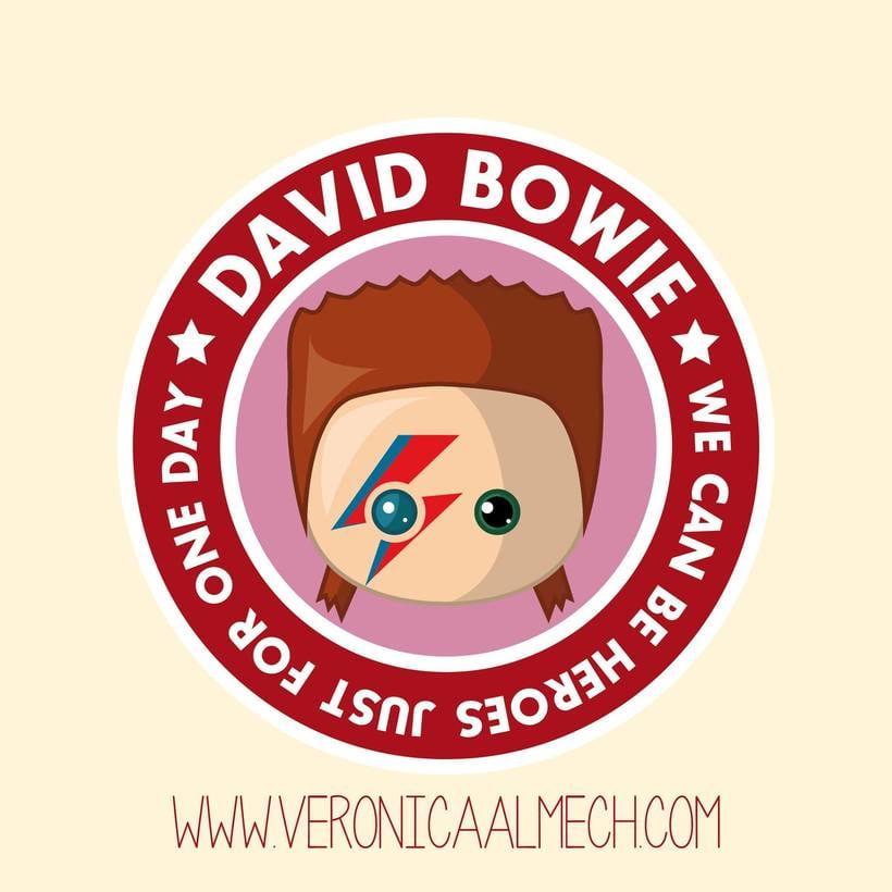 Homenaje a David Bowie 1