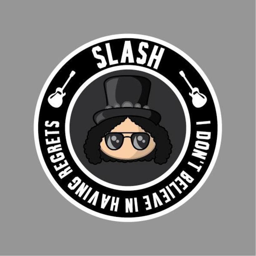 Fan art de Slash 1