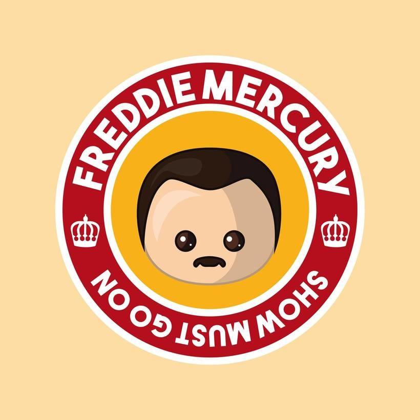 Homenaje a Freddie Mercury 1