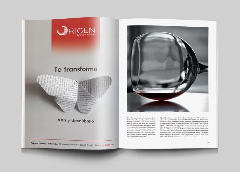 ICV Y Campaña Publicitaria ORIGEN 3