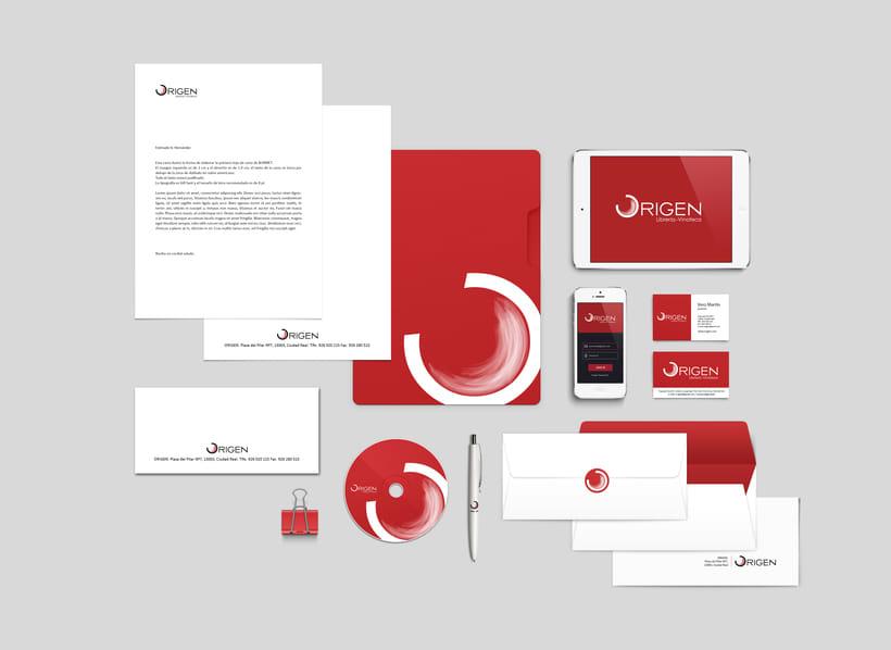 ICV Y Campaña Publicitaria ORIGEN 6