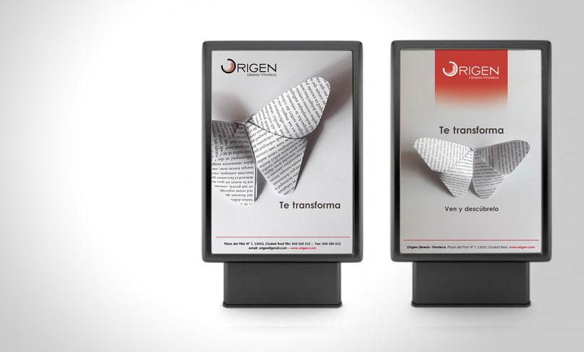 ICV Y Campaña Publicitaria ORIGEN 4
