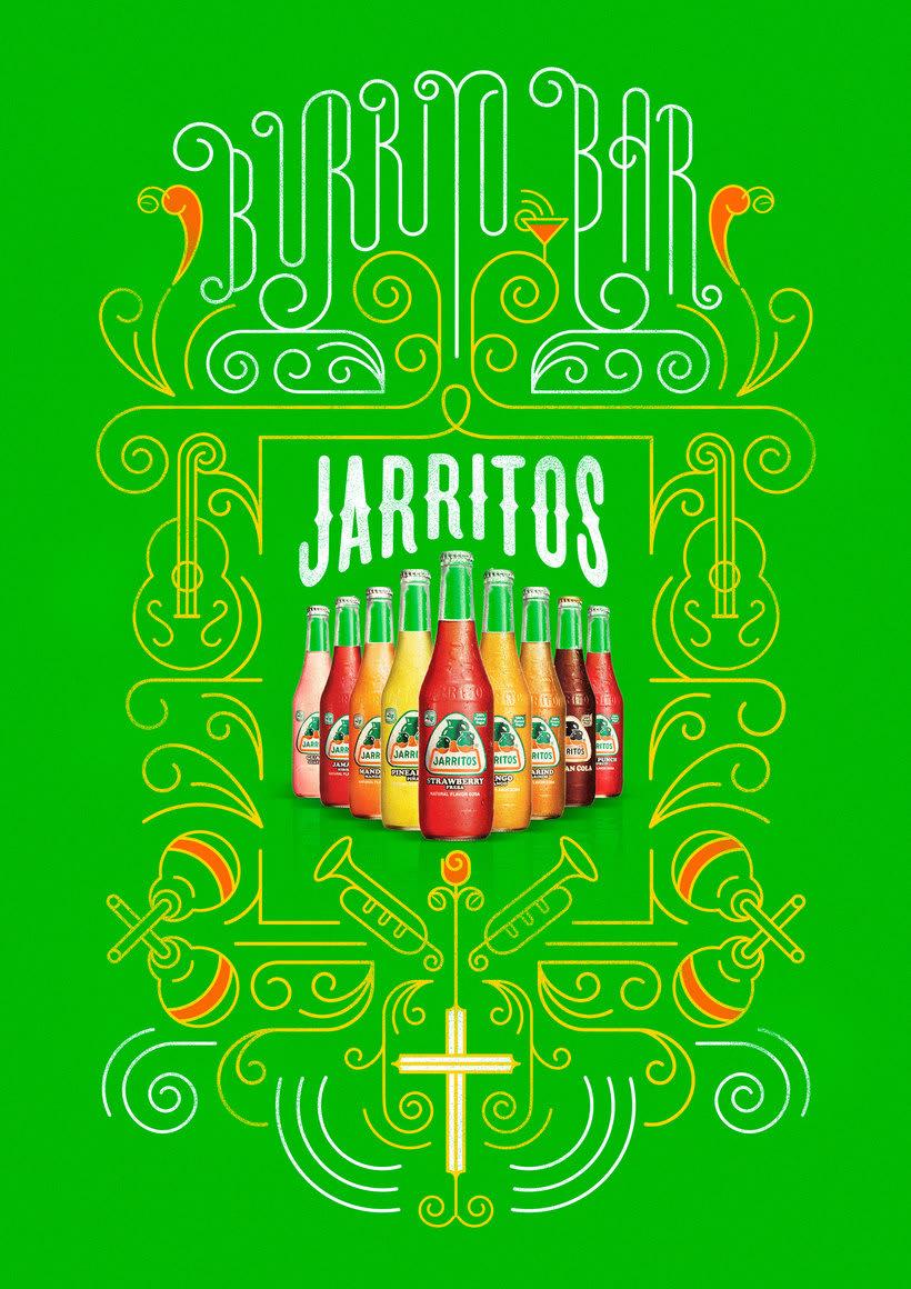 Burrito Bar Poster 1