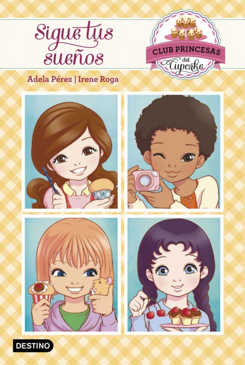 """""""Club Princesas del Cupcake"""" 1 -1"""