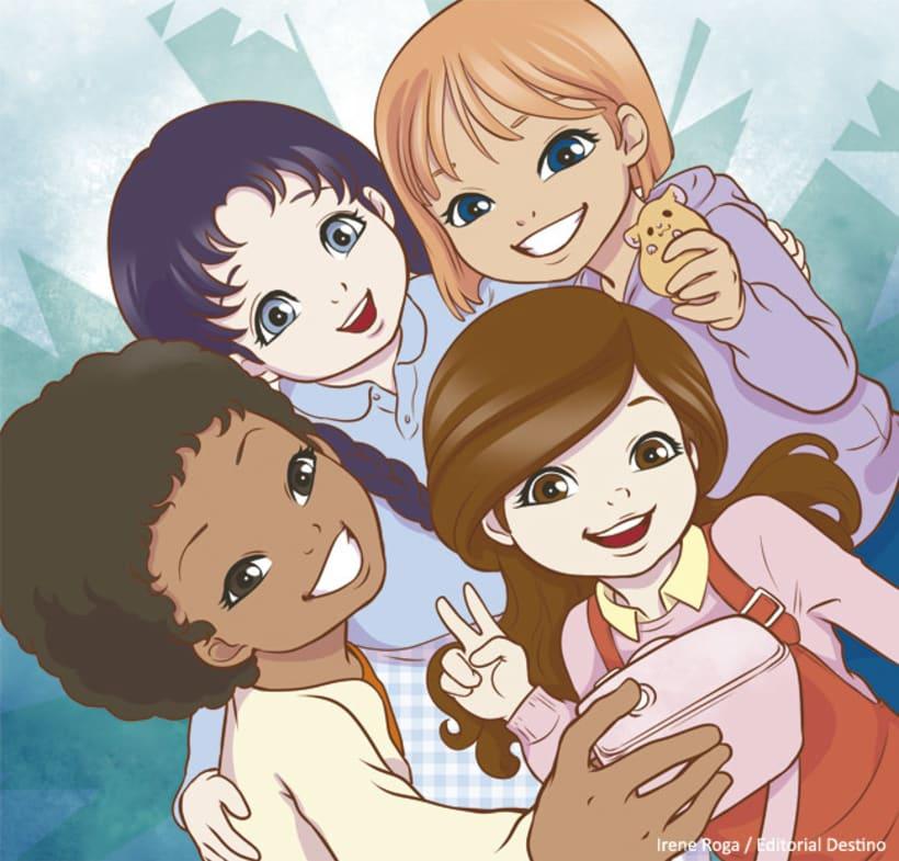 """""""Club Princesas del Cupcake"""" 1 5"""