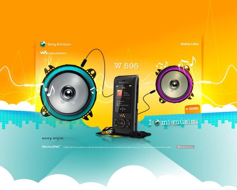 Sony Ericsson 595 0