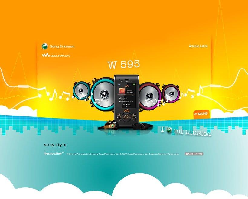 Sony Ericsson 595 1