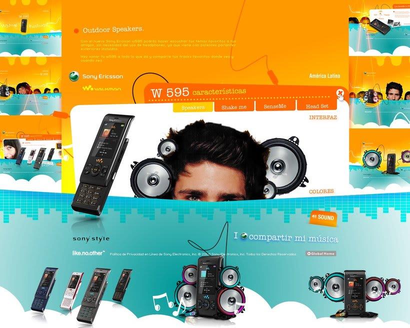Sony Ericsson 595 2