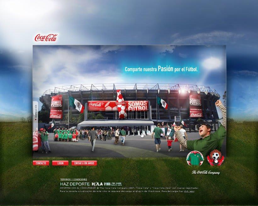 Coca-Cola Futbol. Mex 0