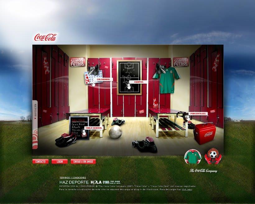 Coca-Cola Futbol. Mex 2