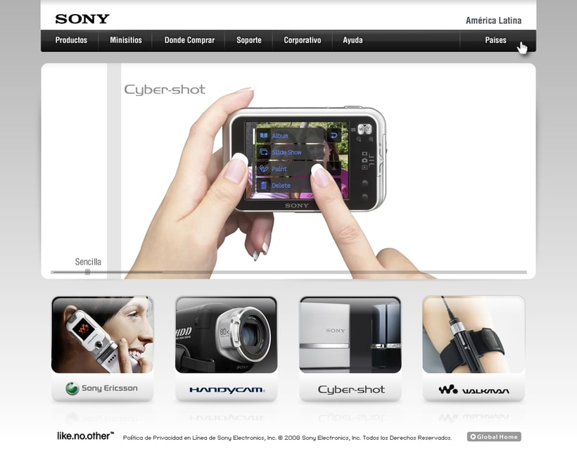 Sony LATAM 1