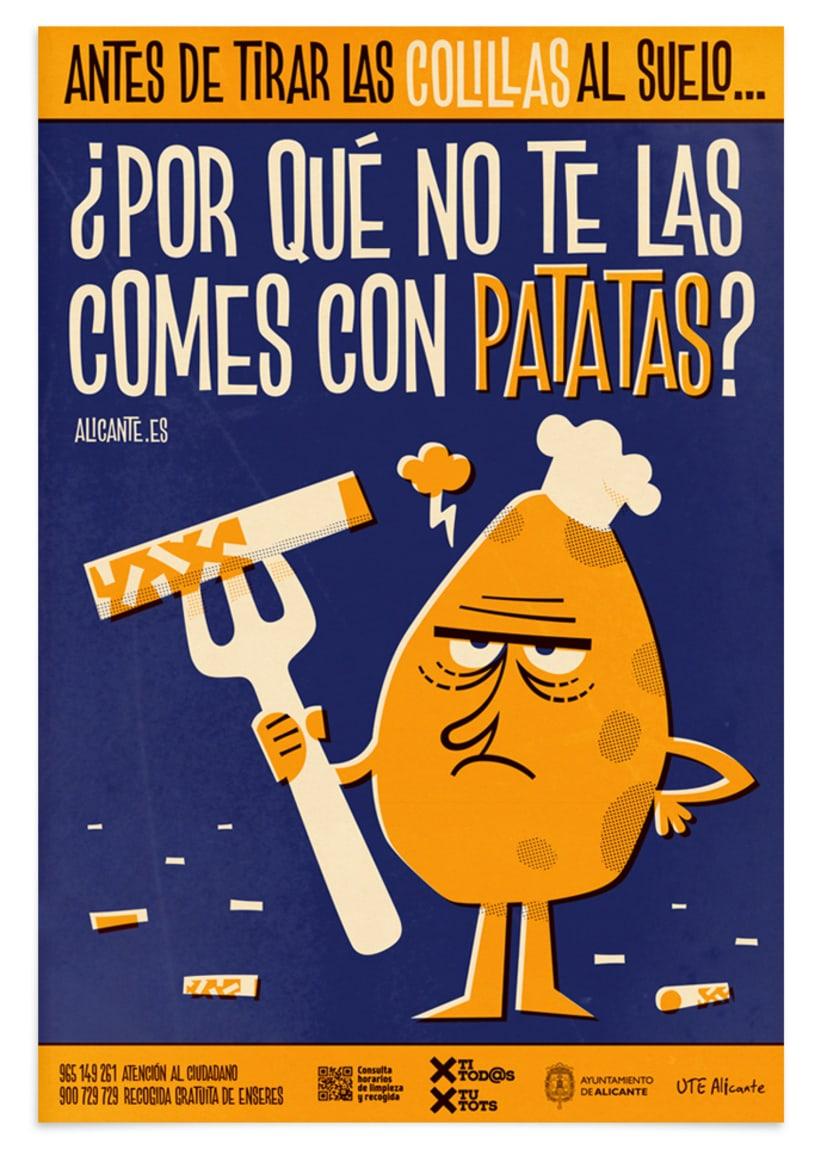 Campaña Alicante limpia 3