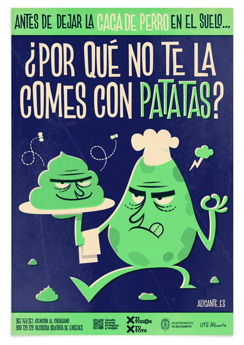 Campaña Alicante limpia 5
