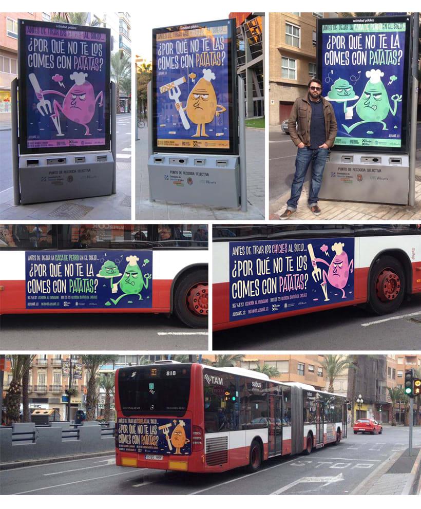 Campaña Alicante limpia 6
