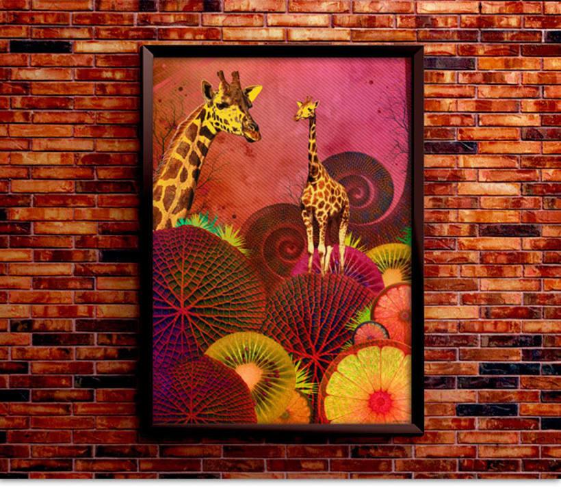 creaciones · formato 50 x 70 cm. 8