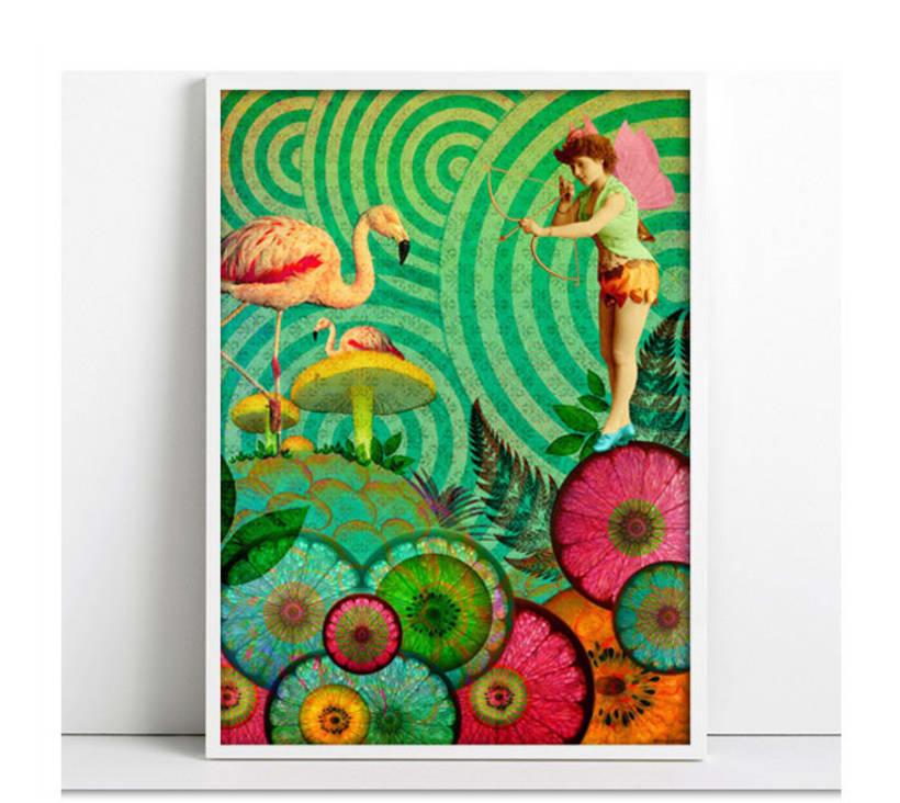 creaciones · formato 50 x 70 cm. 9