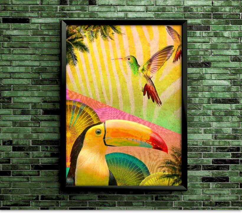 creaciones · formato 50 x 70 cm. 10