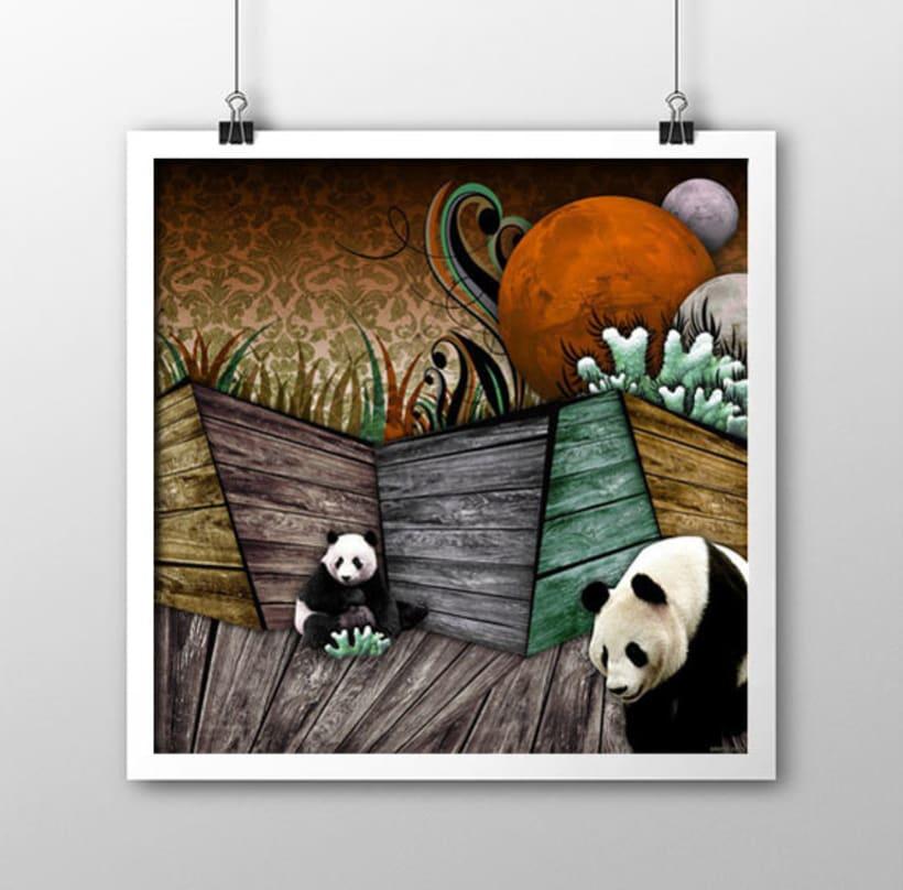 pandas 5