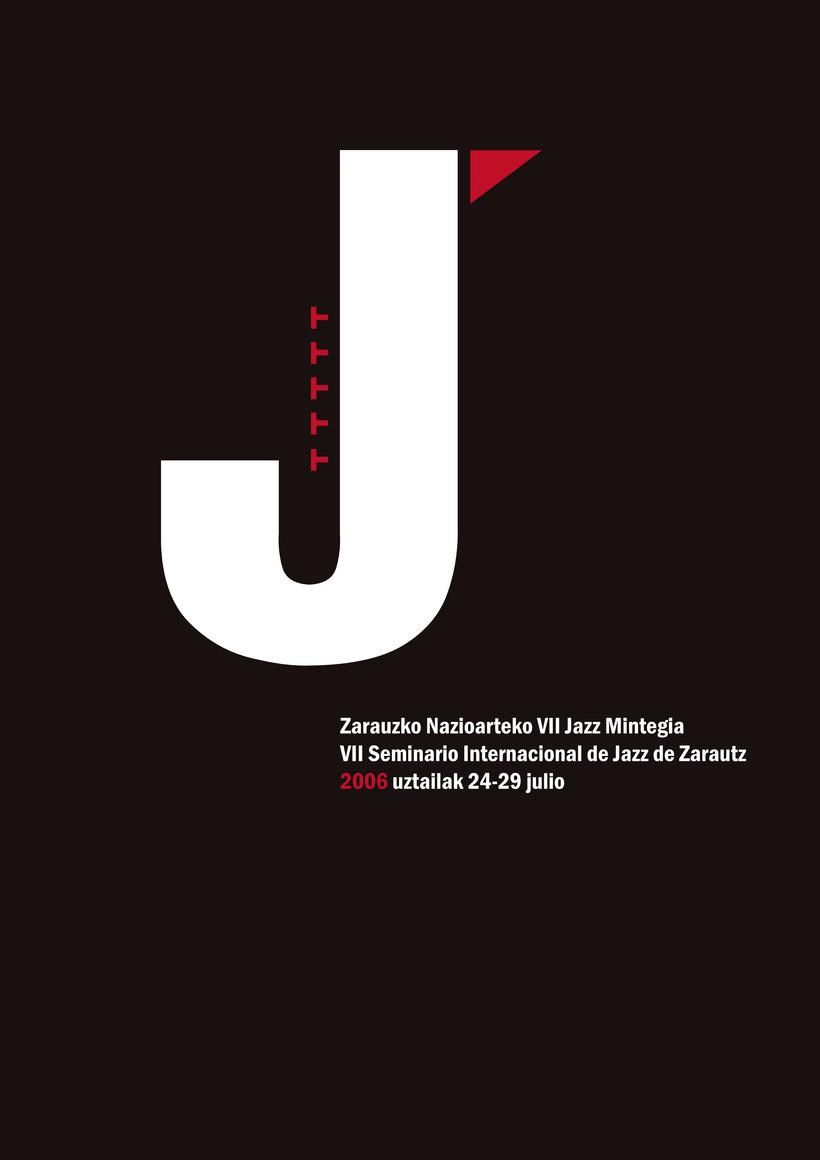 Cartel Jazz Zarautz 2006 1