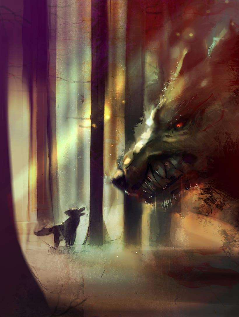 El Perro y el Lobo -1