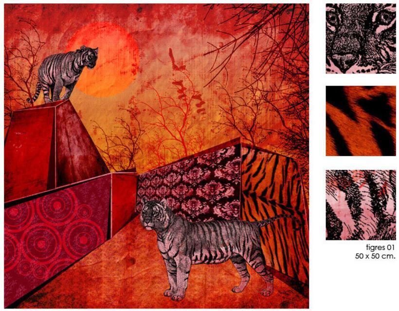 cabras, león y tigres 8