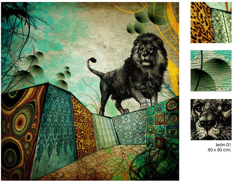 cabras, león y tigres 13