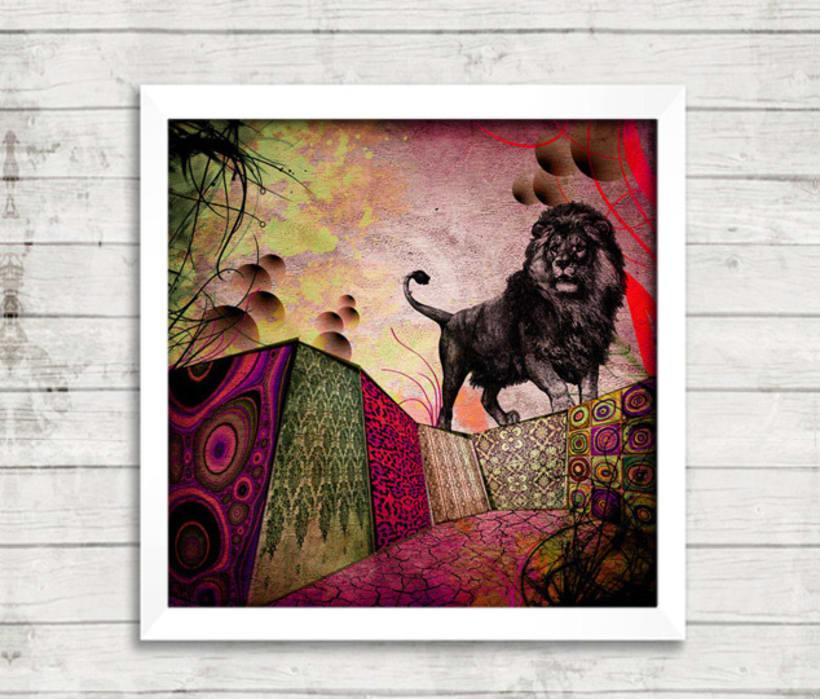 cabras, león y tigres 11