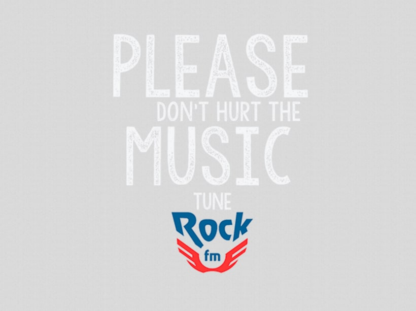 PLEASE DON'T HURT THE MUSIC 0