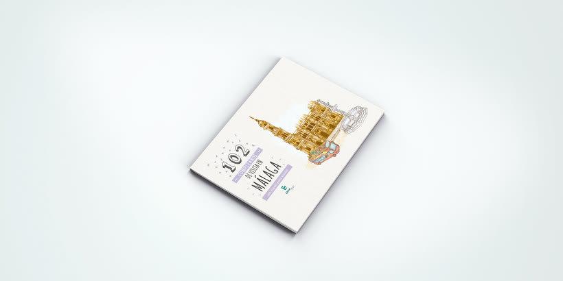 Malaga Postcard -1