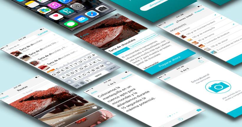 App de Recetas iOS 2
