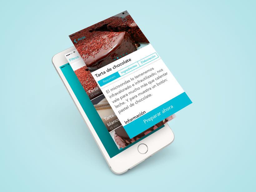 App de Recetas iOS 3