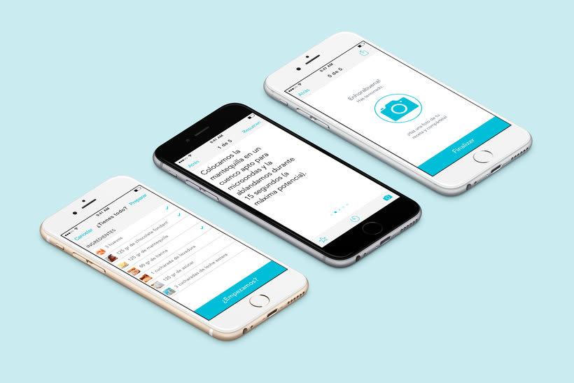 App de Recetas iOS 6