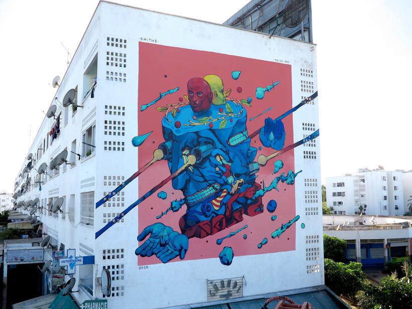 Los mejores 35 artistas urbanos de Latinoamérica y España 9
