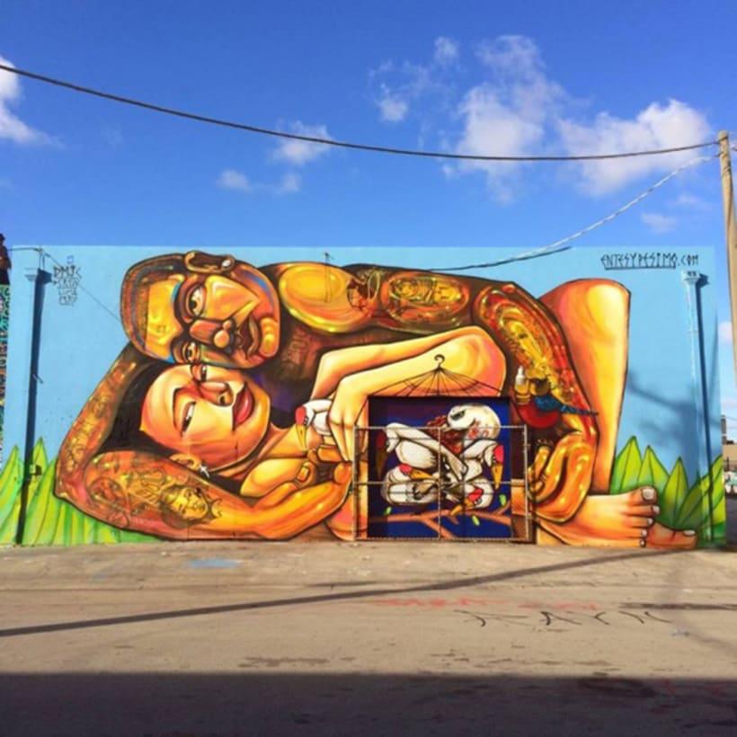 Los mejores 35 artistas urbanos de Latinoamérica y España 15