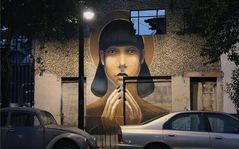 Los mejores 35 artistas urbanos de Latinoamérica y España 23