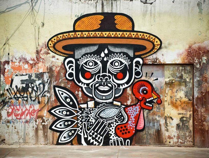 Los mejores 35 artistas urbanos de Latinoamérica y España 25