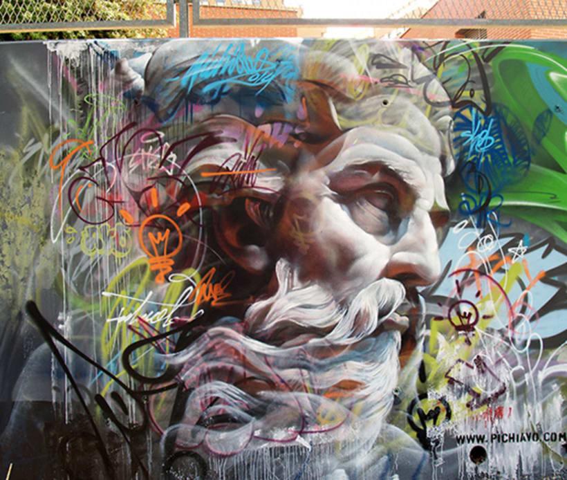 Los mejores 35 artistas urbanos de Latinoamérica y España 27