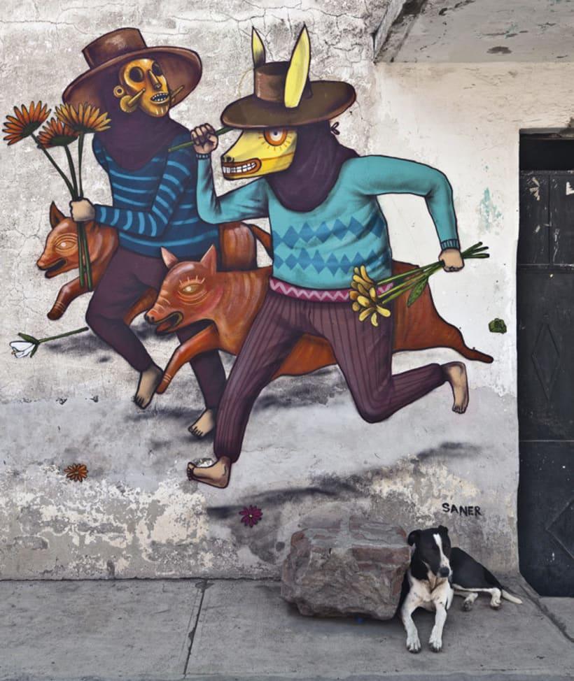 Los mejores 35 artistas urbanos de Latinoamérica y España 3