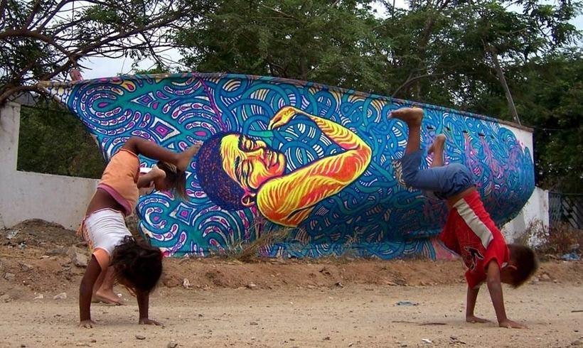 Los mejores 35 artistas urbanos de Latinoamérica y España 33