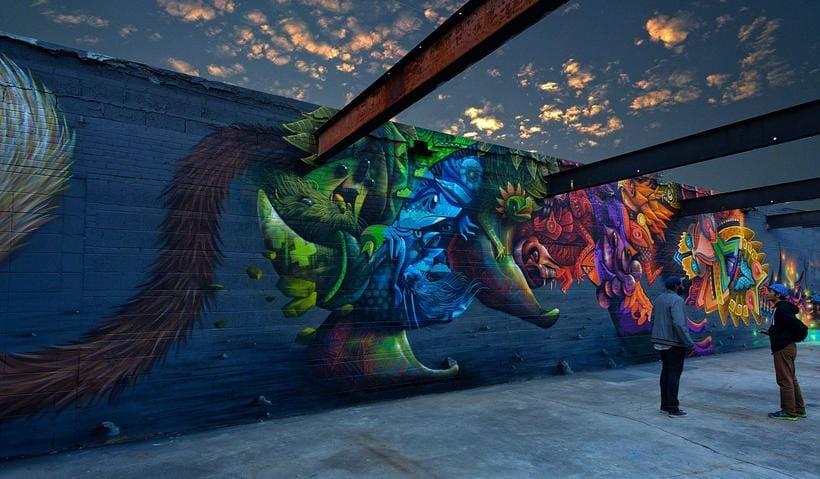 Los mejores 35 artistas urbanos de Latinoamérica y España 35
