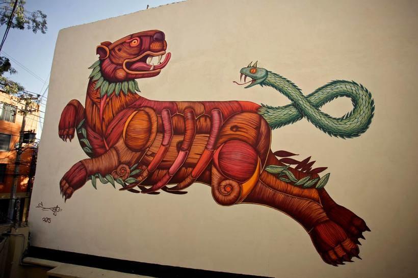 Los Mejores 35 Artistas Urbanos De Latinoamerica Y Espana Domestika