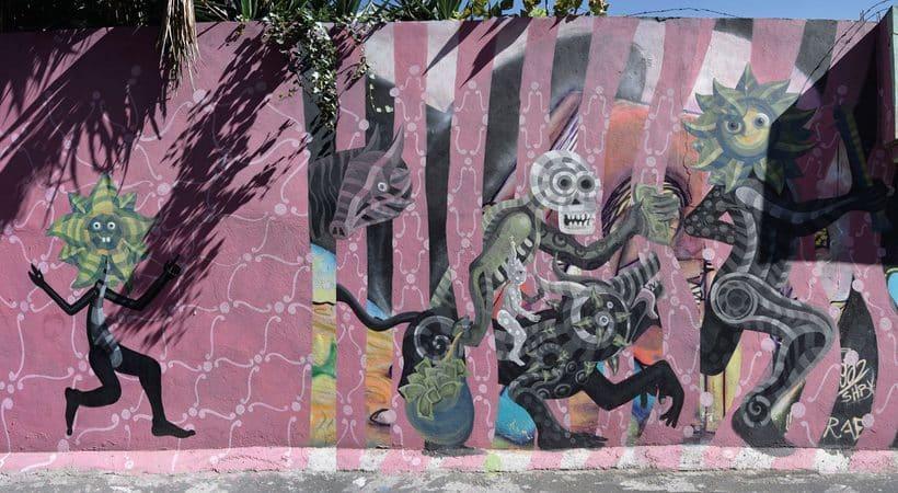 Los mejores 35 artistas urbanos de Latinoamérica y España 45
