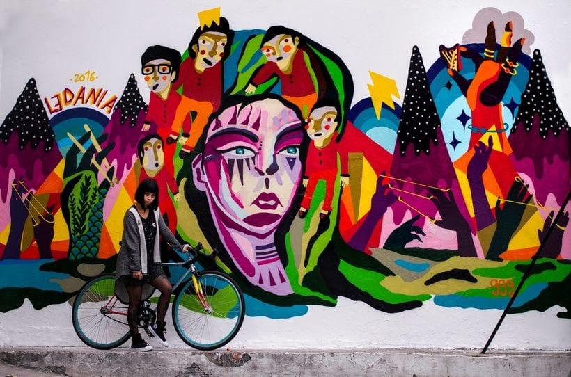 Los mejores 35 artistas urbanos de Latinoamérica y España 47